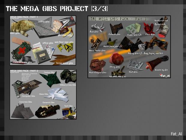 Mega Gibs pack