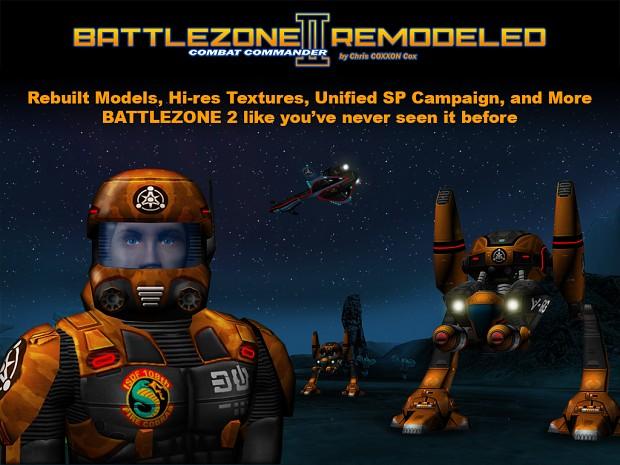 Battlezone II Remodeled 1.0.8
