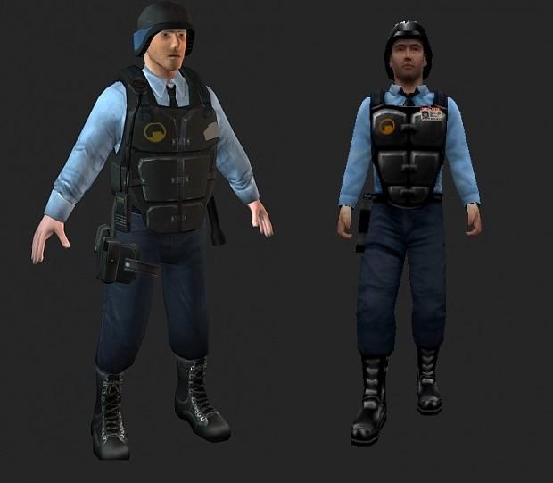 Black Mesa Guard HL1
