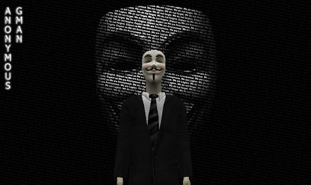 Anonymous G-Man