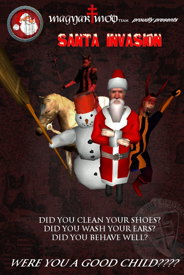 Total War: Santa Invasion