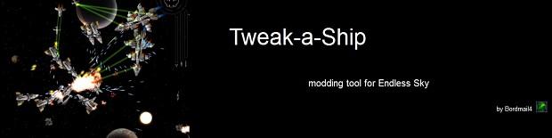 Tweak-a-Ship for Endless Sky