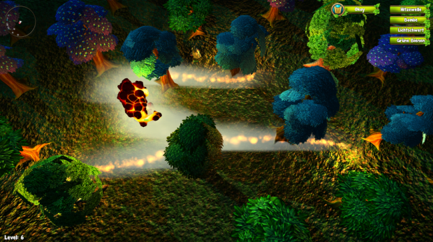 Secutor Alpha 7 - Fire Elemental Boss