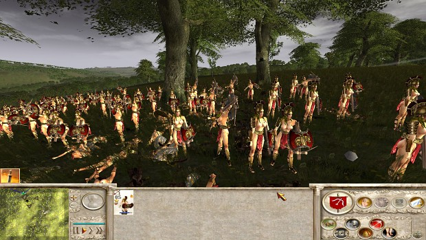 18+ ONLY: Amazons: Total War - Refulgent 8.1J