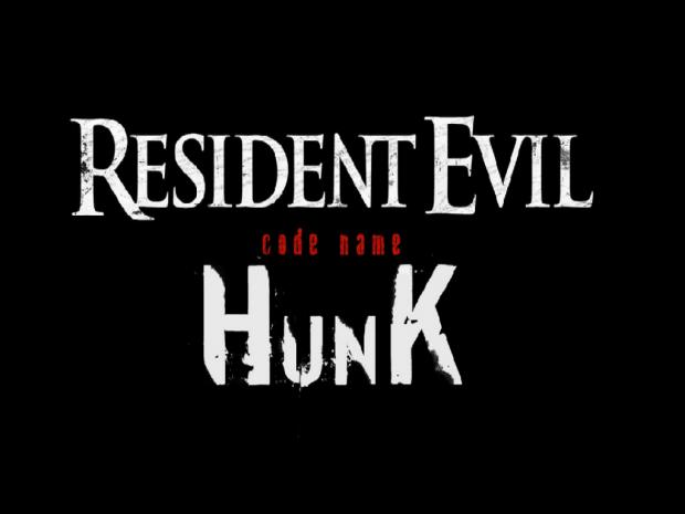 Resident Evil code name Hunk demo 1.1