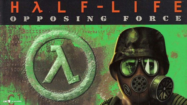 Half Life Opposing Force Map Pack