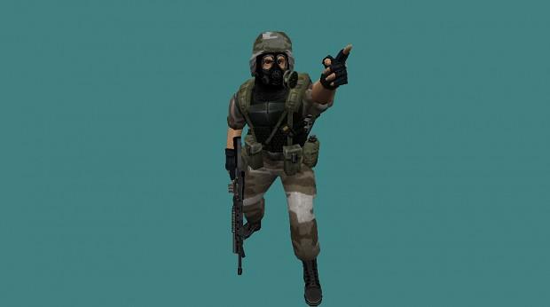 Hecu Soldier Skins Models