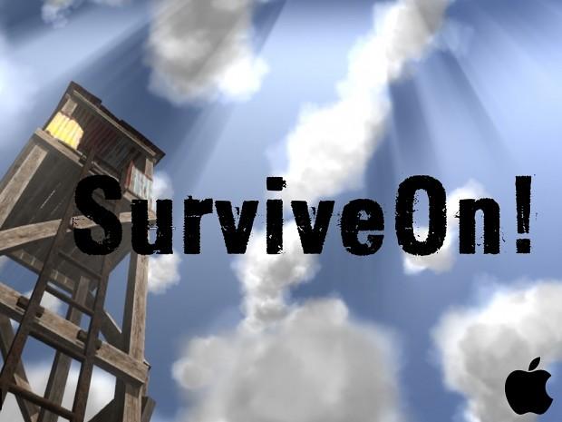 SurviveOn! - Alpha 0.3 [Mac]