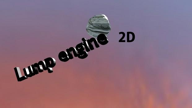 lump engine 2D v0.2