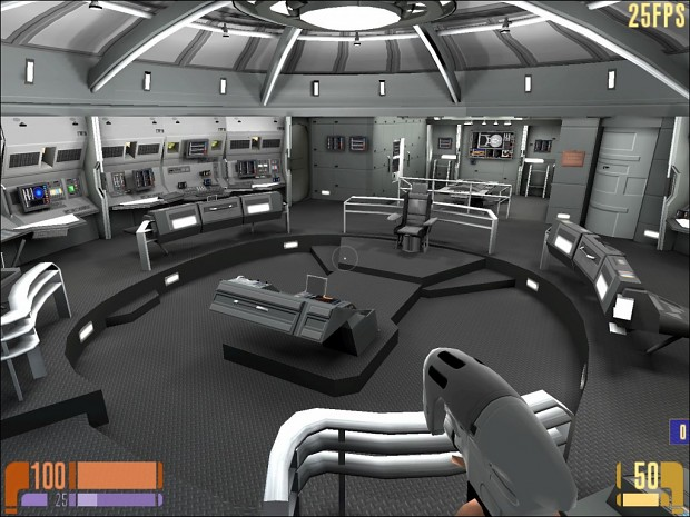 Star Trek: Enterprise NX01 Demo