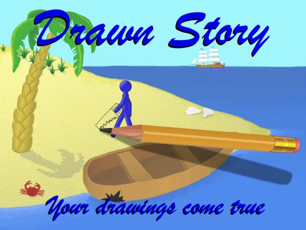 Drawn Story - Alpha Demo for Windows