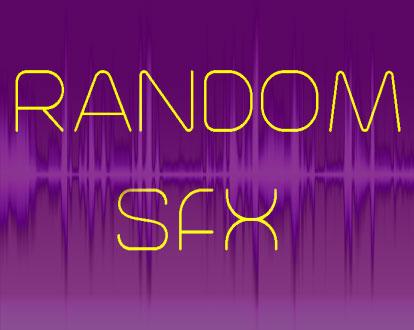 Sound Effects SFX 030