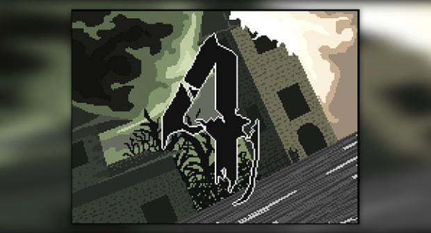 Resident Evli 4: Mercenaries Demake