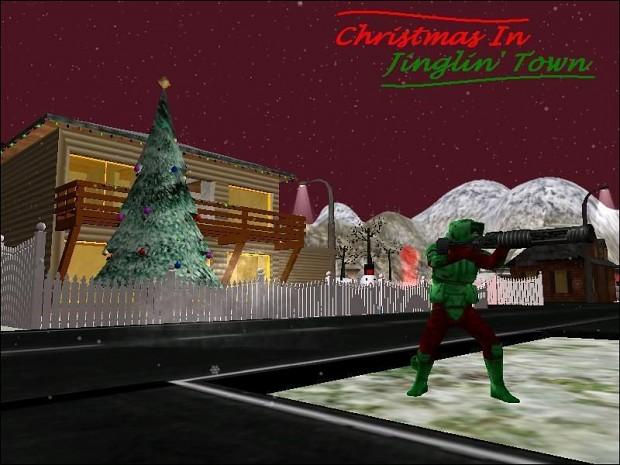 Christmas In Jinglin' Town