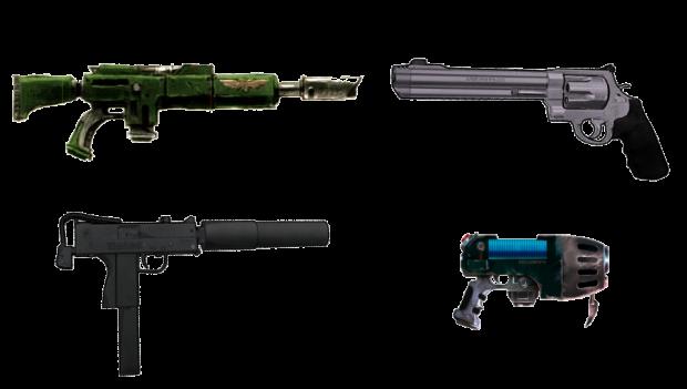 Anime Invasion 0.03 alpha small gun update