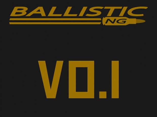 BallisticNG v0.1