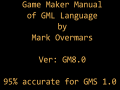 Game Maker GML Manual by Mark Overmars