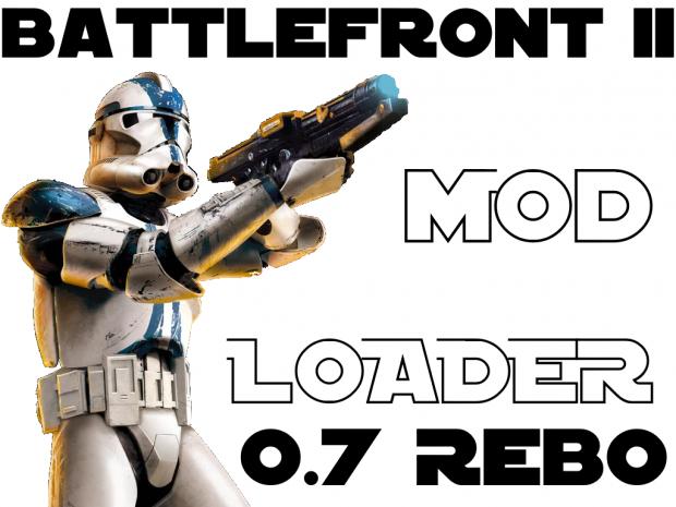 Battlefront II Mod Loader 0.7.10 -OUTDATED-