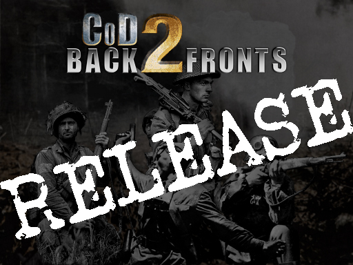 COD2 Back2Fronts 1.0 (Full Version)