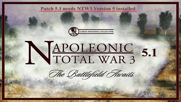 NTW3 v5.1 - Patch
