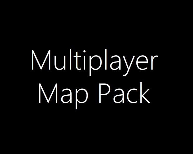 Multiplayer Map Pack 1.0