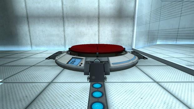 Portal 2 Button