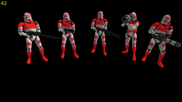 65th legion clone trooper