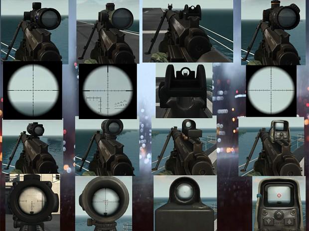 Battlefield 4 SRR-61 Pack ***2017 FIX***