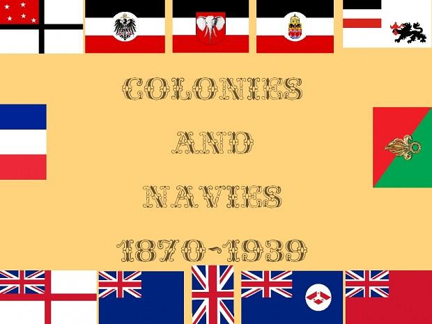 Colonies beta
