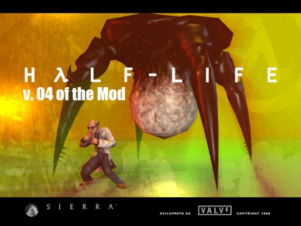 Half-Life Alpha In GOLDSrc v. 0.4 (Steam Version)