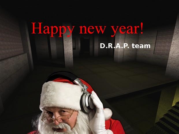 D.R.A.P. Santa's build