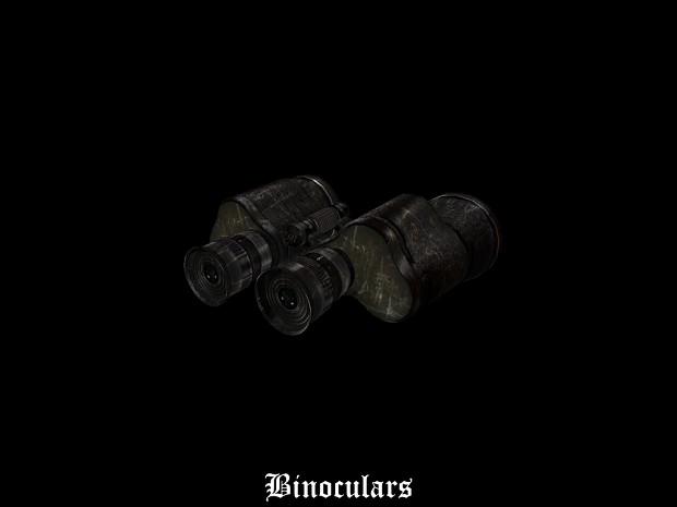 Binocular and HUD collection