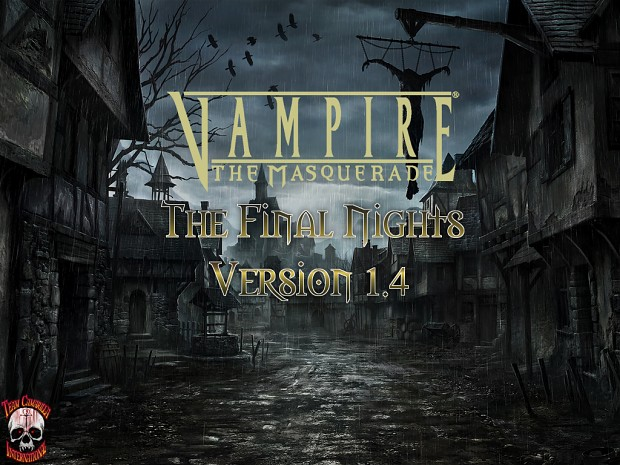 VtM: The Final Nights 1.4 (Full)