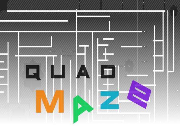 Quad Maze Lite V4.3 Web Player