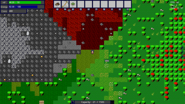 The Frontier - Demo - Alpha 0.11.50
