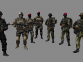 TNI skin mod pack V 1