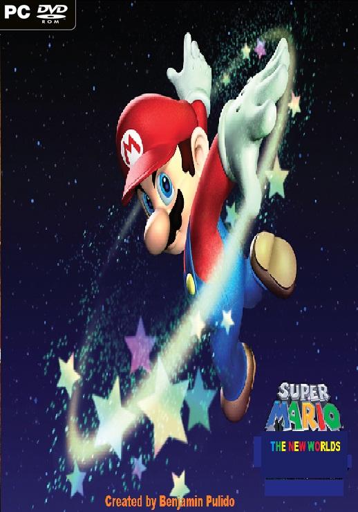 Mario NewWorlds v1.0