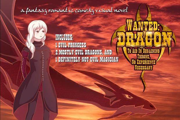 WANTED: Dragon (Windows)