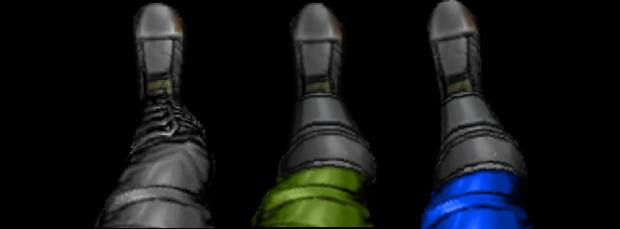 Green, Black & Blue Marine Legs v1a
