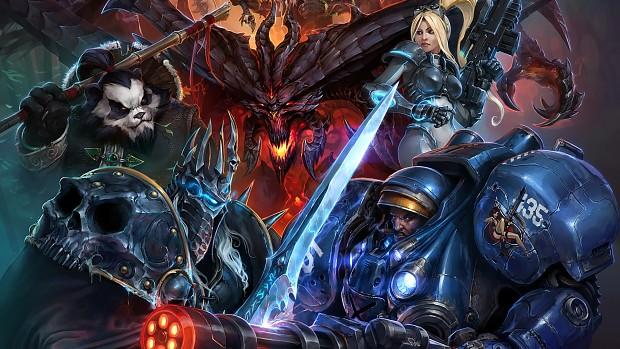 Warcraft III: Heros of the Storm BETA V1.0