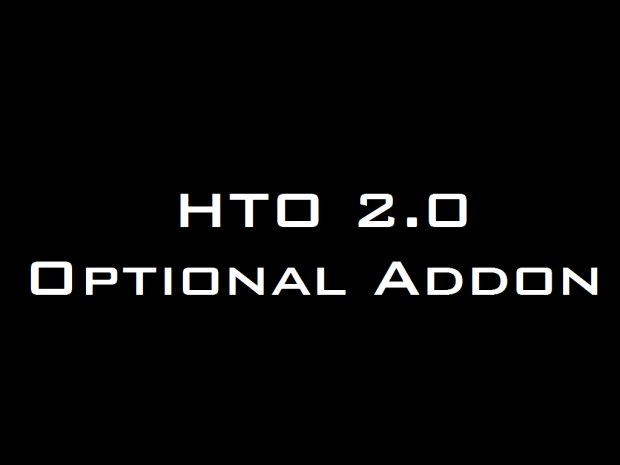 HTO 2.0 Optional Addon