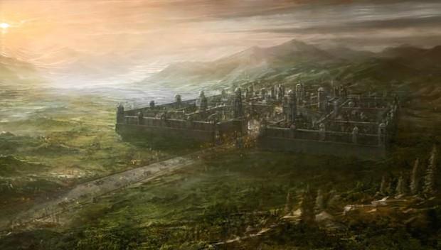 Fornost City II