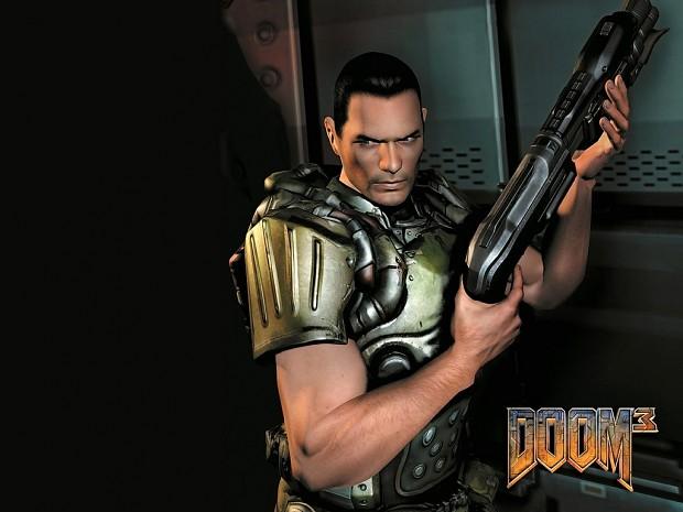 Doomguy from DooM 3 Voice Pack