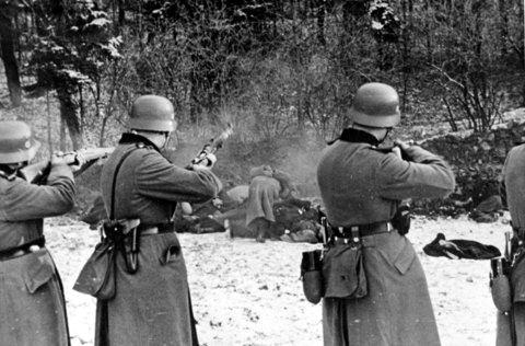 WW2 Assualt Squad 1 - Concentration Camp