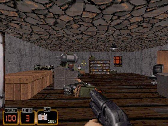 Fallout TC for Duke Nukem 3D