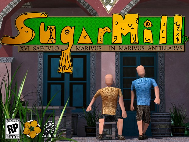 SugarMill's Concept. Oct 2015