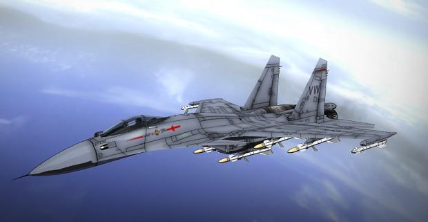 Black Knights Su-37