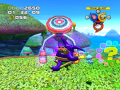 Sonic Heroes Screen Filter mods