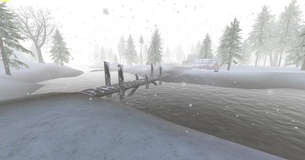 Santas sledge