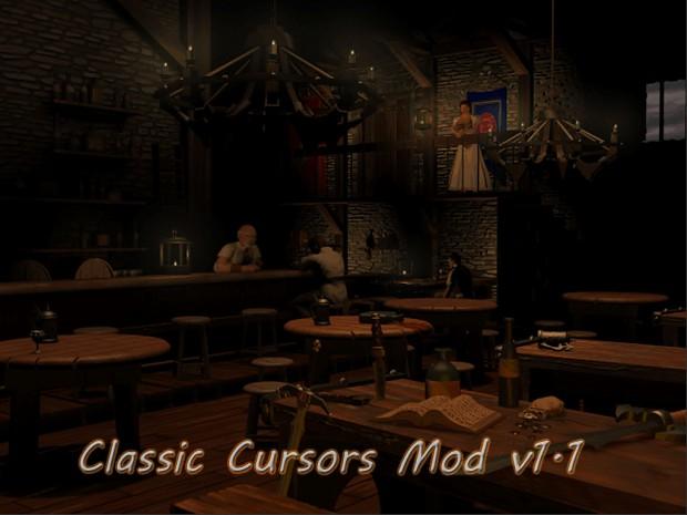 D3 Classic Cursors Mod v1.1